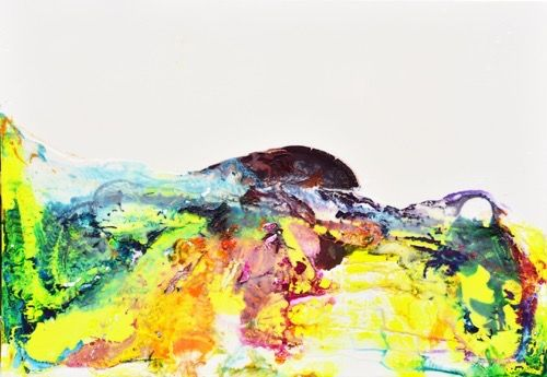 Hoecker-petra you-find-paradise-within-yourself 2015 100x150