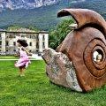 Brunivo buttarelli in erosione   2015   museum area le albere trento   ferro-steel, marmor rose from verona   cm 145 x 170 x 125-2